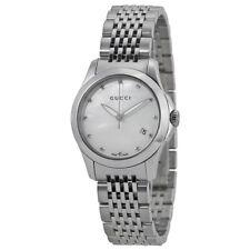 GUCCI G-Timeless Diamond Dial Women's Watch YA126504