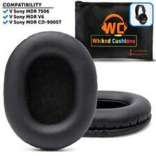 Premium Sony MDR 7506 Replacement Pads by Wicked Cushions | Innovative Sony 7506