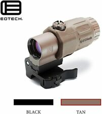 EOTECH G33 3X Red Dot & Holographic Magnifier Switch-to-Side Tan G33.STSTAN