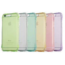 IPhone 6 Case New Soft TPU LED Flash Light Up Remind Incoming Call Cover Back