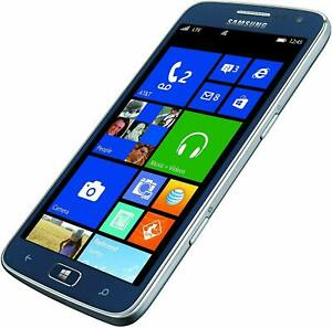Samsung ATIV S Neo SGH-I187 - 16GB (AT&T) - Royal Blue Smartphone USED!!