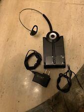 Jabra Pro 920 Black Headband Headsets