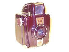 Bilora Boy (6x6) bakelite camera in very close to MINT condition!