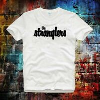 The Stranglers rock band the raven Vintage Tee Top unisex & Ladies T shirt B709