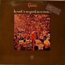 """FACES - OOH LA LA 12""""  LP (M307)"""