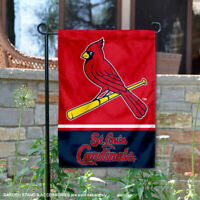 St. Louis Cardinals Garden Flag and Yard Banner