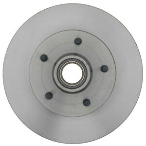 Front Disc Brake Rotor and Hub Assembly ACDelco 18A3A