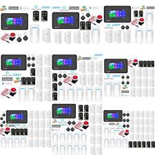 R37 APP WiFi GSM RFID Wireless Home Security Alarm Burglar System+Amazon Alexa