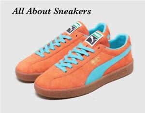 "Puma Delphin OG ""Orange"" Men's Trainers All Sizes Limited Stock"