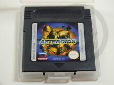 !!! NINTENDO GAMEBOY SPIEL Asteroids, gebraucht aber GUT !!!