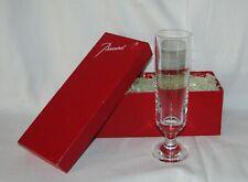 VASE BACCARAT SOLIFLORE CRISTAL / French crystal vase