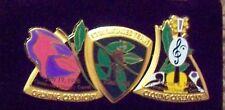 1996 Atlanta Opening Closing Ceremony Olympic 3 Pin Ceremonies Team Set LE 9600