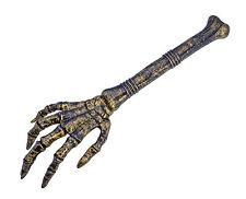 Ghost Hand Brazo Esqueleto 66CM Halloween Decoración Utilería Tumba Huesos