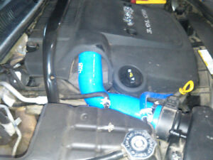 Jeep WK/WH 3.0 CRD - cold intake pipe replacement