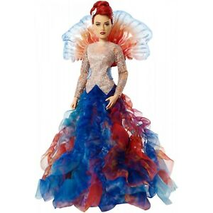 PRINCESS MERA fancy fashion  Royal Gown Collectible Doll from Aquaman movie!