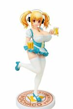 Super Pochaco Beer Girl ver. 1/6 PVC Figure A+ Free Shipping Japan