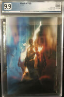 The Flash #750 Graded 9.9 PGX Not CGC or CBCS *Limited To 1000* Bosslogic Cov. C