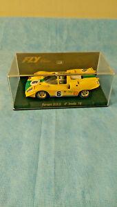 FLY Classic - Ferrari 512S 1:32 Slot Car - Unused