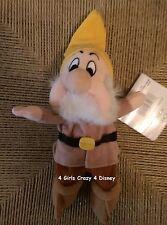 Disney Store Sneezy From Snow White New Vintage