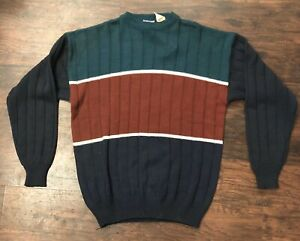 Puritan Mens Large 100% Acrylic Sweater