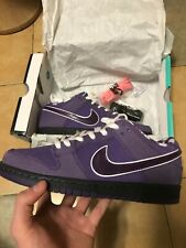 Size 9 - Nike SB Dunk Low x Concepts Purple Lobster 2018