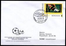 Deutscher Fußballmeister 1995,Borussia Dortmund. FDC(6)-Brief.Dortmund. BRD 1995