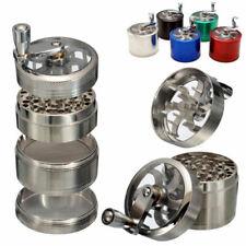 More details for 4 part mill 40mm grinder magnetic metal diamond teeth grinder uk stock fast