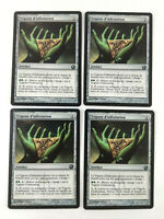 MTG Magic Playset 4x Trigone d infestation Trigon of infest Scars of Mirrodin VF