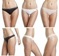 BONDS WOMENS 5 PACK HIP REFINED G STRING GSTRING UNDERWEAR THONG LADIES GEE