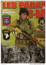 Les paras du D.DAY américains ( USA GI PARATROOPER NORMANDIE 1944 JEEP DODGE GMC