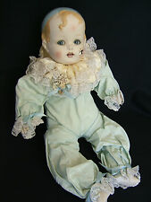 """KLOWNS by KAY MCKEE  LIMITED EDITION MUSICAL ARTIST DOLL """"CLOWN FOR BABY"""""""