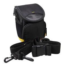 Shoulder/Waist Camera Case Bag for Nikon 1 J5 J4 J3 J2 J1 V3 V2 L820 L830 P7800