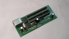 Programmatore USB x PIC Microchip ed EEPROM 24C02, 24Cxx (ludipipo, JDM)
