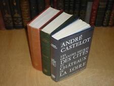 [SKYVERTEX PERRIN] CASTELOT (A.) AIGLON / JOSEPHINE / CHATEAUX LOIRE 3 volumes