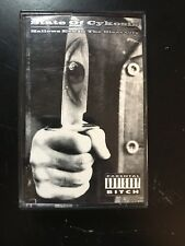 STATE OF CYKOSIS - HALLOWS EVE IN THE GLASS CITY - CASSETTE TAPE - 1995 RARE ICP