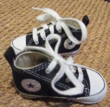 Converse All Star Crib Baby Shoes 8J231 Size 2 New without Box