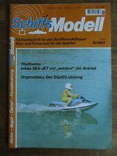 SchiffsModell  06/1997 DGzRS Unimog Teil 1