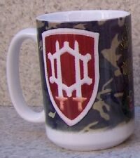 """Cobra Command snake Coffee Mug /""""Can be Personalized/"""" RED or BLACK man Cave gift"""