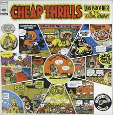 Cheap Thrills [LP] by Big Brother & the Holding Company (Vinyl, Aug-2012, Sony Legacy)