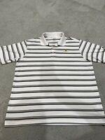 Adidas Men's Climalite Golf Polo T Shirt Country Club Size Large