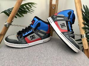 *READ DESCRIPTION* DC Shoes Men's Size US 7 Hi Top Sneakers High Tops Shoes