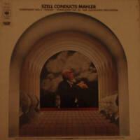 Gustav Mahler / The Cleveland Orchestra , George Szell - Szell Conducts Mahler –