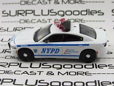 GREENLIGHT 1:64 LOOSE NYPD New York City 2017 DODGE CHARGER PURSUIT Police Car