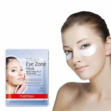 Purederm Collagen Eye Zone Mask Pad Wrinkle Care Puffiness Dark Circle Patch