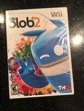 New De Blob 2 Nintendo Wii Brand New Factory Sealed