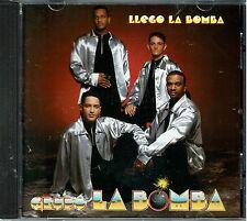 Grupo La Bomba Llego La Bomba   NEW SEALED  CD