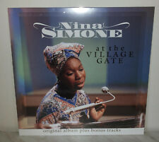 LP NINA SIMONE - AT THE VILLAGE GATE - NUOVO NEW