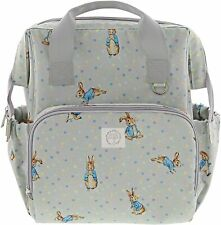 Official Licensed Beatrix Potter Peter Rabbit Baby Changing Waterproof Backpack