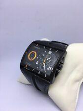 orologio da uomo POLICE black dial date leather PL11397JSB/02A