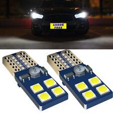 Toyota Celica T20 Yellow 4-LED Xenon Bright Side Light Beam Bulbs Pair Upgrade